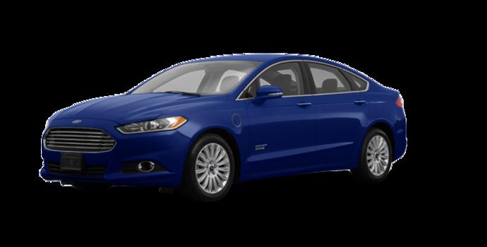 2016 Ford Fusion Energi SE | Photo 6 | Deep Impact Blue