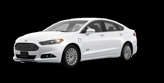 2016 Ford Fusion Energi SE | Photo 6 | White Platinum