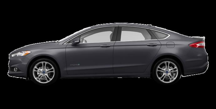 2016 Ford Fusion Hybrid TITANIUM | Photo 4 | Magnetic