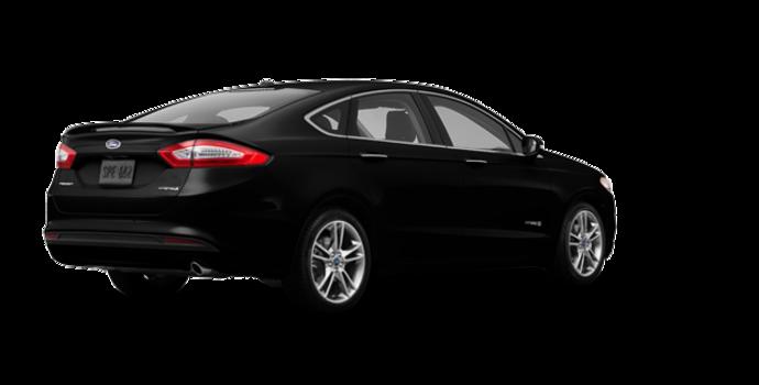2016 Ford Fusion Hybrid TITANIUM | Photo 5 | Shadow Black
