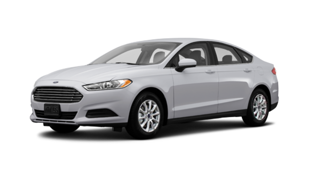 2016 Ford Fusion S | Photo 6 | Ingot Silver