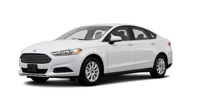 2016 Ford Fusion S | Photo 6 | Oxford White