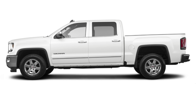 2016 GMC Sierra 1500 SLT | Photo 4 | Summit White