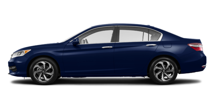 2016 Honda Accord Sedan EX-L   Photo 4   Obsidian Blue Pearl