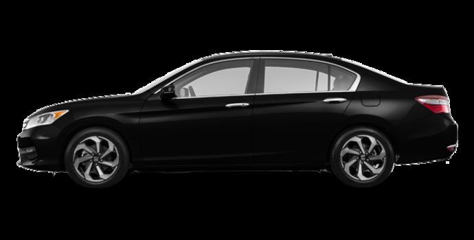 2016 Honda Accord Sedan EX-L   Photo 4   Crystal Black Pearl
