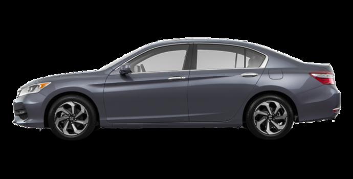 2016 Honda Accord Sedan EX-L   Photo 4   Modern Steel Metallic