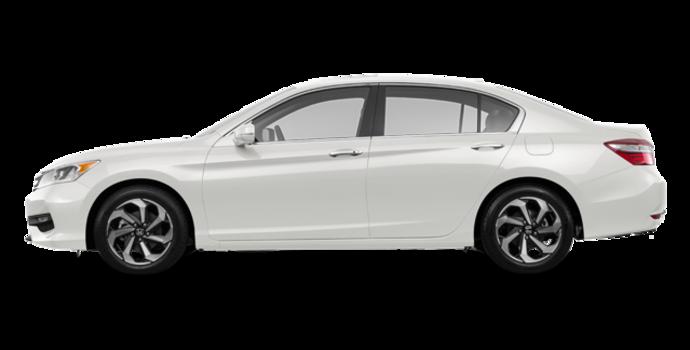 2016 Honda Accord Sedan EX-L   Photo 4   White Orchid Pearl
