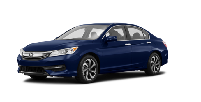 2016 Honda Accord Sedan EX-L   Photo 6   Obsidian Blue Pearl