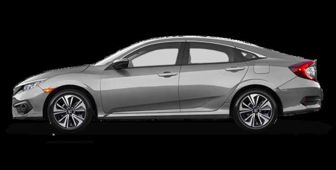 2016 Honda Civic Sedan EX-T | Photo 4 | Lunar Silver Metallic