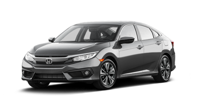 2016 Honda Civic Sedan EX-T | Photo 6 | Modern Steel Metallic