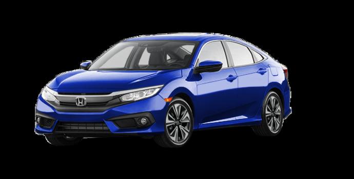 2016 Honda Civic Sedan EX-T | Photo 6 | Aegean Blue Metallic