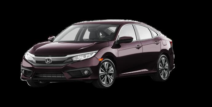 2016 Honda Civic Sedan EX-T | Photo 6 | Burgandy Night Pearl