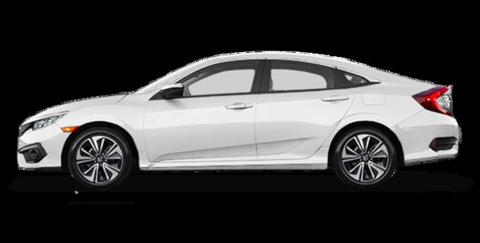 2016 Honda Civic Sedan EX-T | Photo 4 | White Orchard Pearl