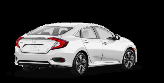 2016 Honda Civic Sedan EX-T | Photo 5 | White Orchard Pearl