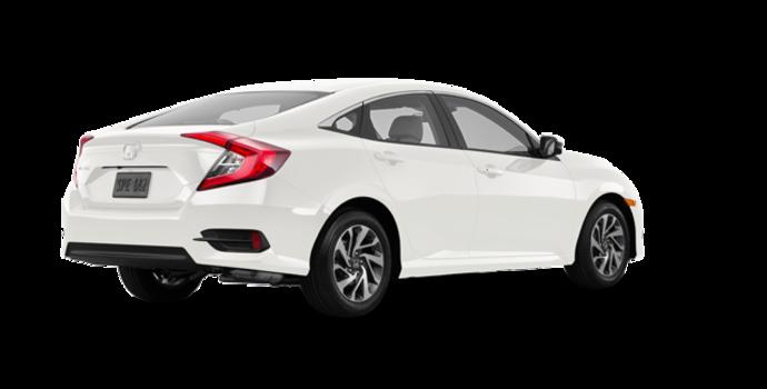 2016 Honda Civic Sedan EX | Photo 5 | White Orchard Pearl