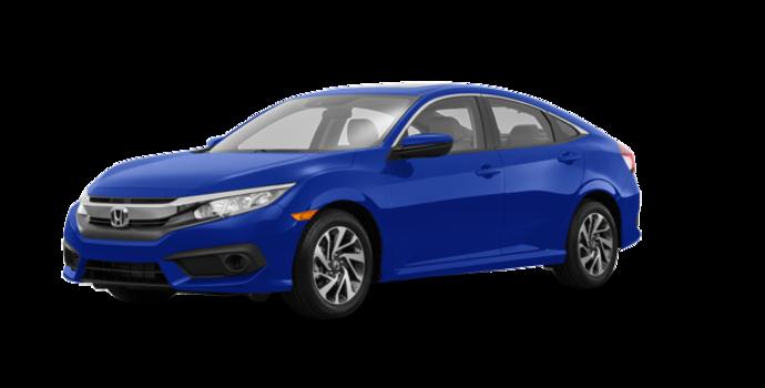 2016 Honda Civic Sedan EX | Photo 6 | Aegean Blue Metallic