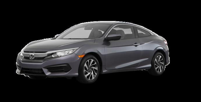 2016 Honda Civic Coupe LX | Photo 6 | Modern Steel Metallic