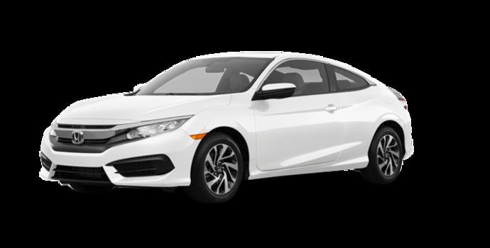2016 Honda Civic Coupe LX | Photo 6 | Taffeta White