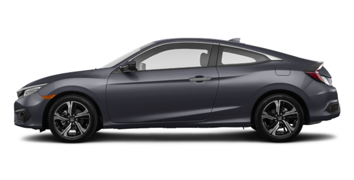 2016 Honda Civic Coupe TOURING | Photo 4 | Modern Steel Metallic