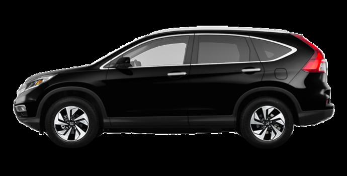 2016 Honda CR-V TOURING | Photo 4 | Crystal Black Pearl