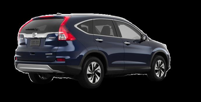 2016 Honda CR-V TOURING | Photo 5 | Obsidian Blue Pearl