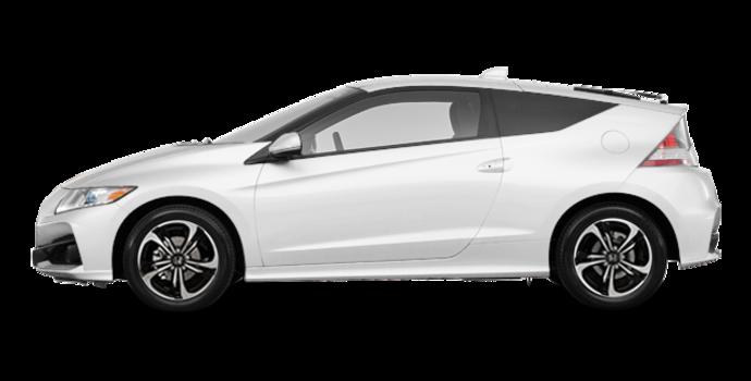 2016 Honda CR-Z Premium   Photo 4   Ivory Pearl