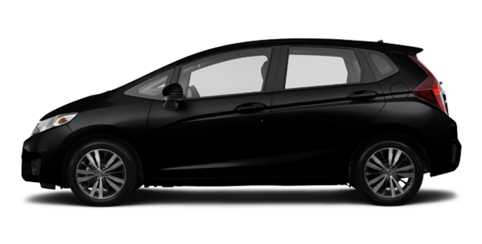 2016 Honda Fit EX-L NAVI | Photo 4 | Crystal Black Pearl
