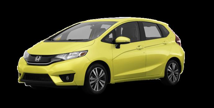 2016 Honda Fit EX-L NAVI | Photo 6 | Mystic Yellow Pearl