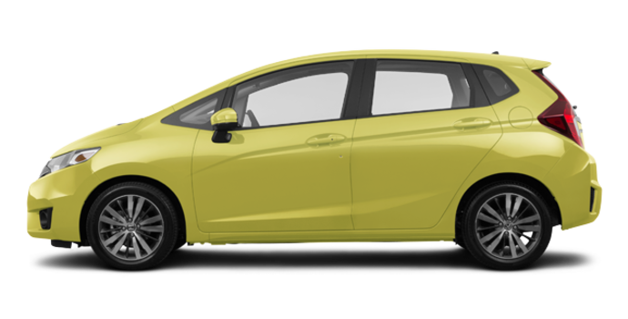 2016 Honda Fit EX | Photo 4 | Mystic Yellow Pearl