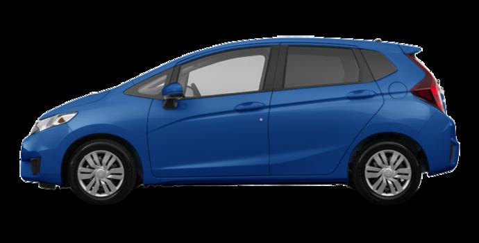 2016 Honda Fit LX | Photo 4 | Aegean Blue Metallic