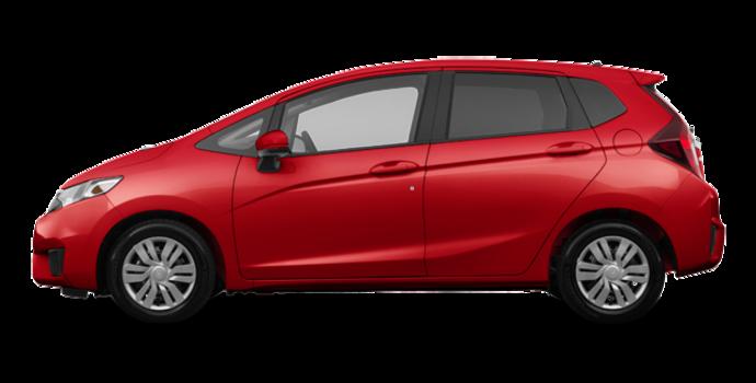 2016 Honda Fit LX | Photo 4 | Milano red