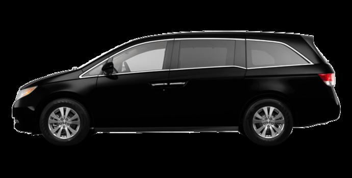 2016 Honda Odyssey EX-L Navi | Photo 4 | Crystal Black Pearl