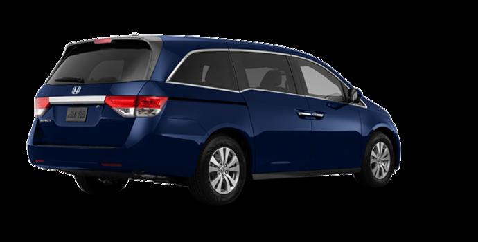 2016 Honda Odyssey EX-L Navi | Photo 5 | Obsidian Blue Pearl