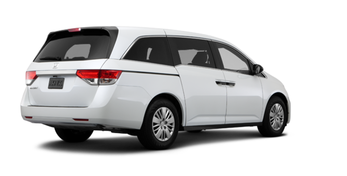 2016 Honda Odyssey LX | Photo 5 | White Diamond Pearl