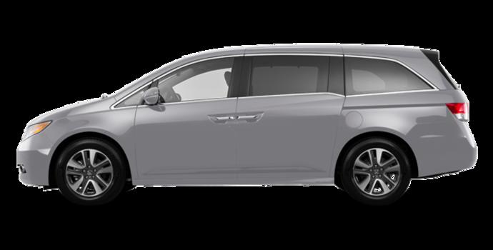 2016 Honda Odyssey TOURING | Photo 4 | Lunar Silver Metallic