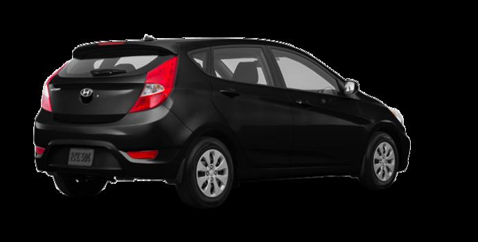 2016 Hyundai Accent 5 Doors LE   Photo 5   Ultra Black