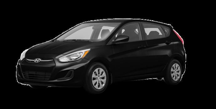2016 Hyundai Accent 5 Doors LE   Photo 6   Ultra Black