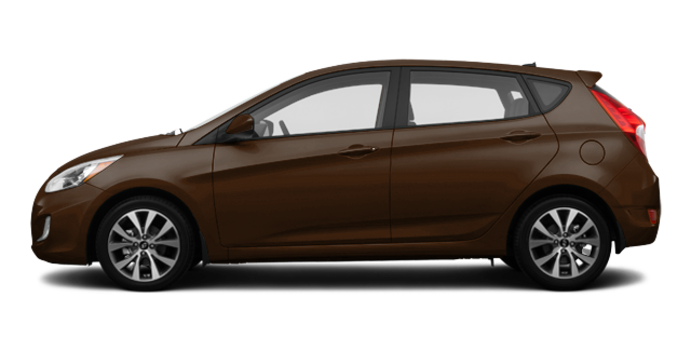 2016 Hyundai Accent 5 Doors SE | Photo 4 | Coffee Bean