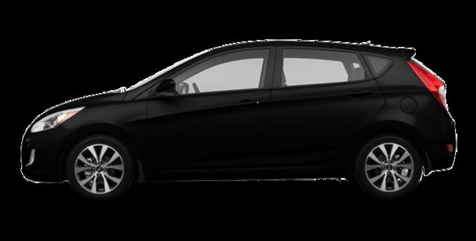 2016 Hyundai Accent 5 Doors SE | Photo 4 | Ultra Black
