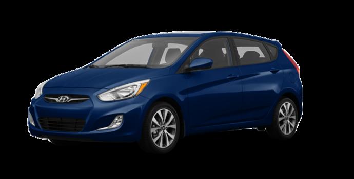 2016 Hyundai Accent 5 Doors SE | Photo 6 | Pacific Blue