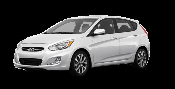 2016 Hyundai Accent 5 Doors SE | Photo 6 | Century White
