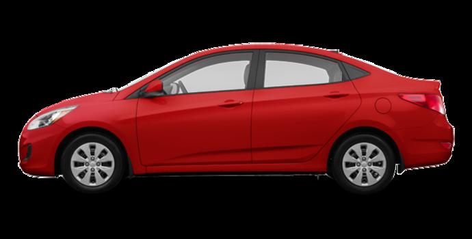 2016 Hyundai Accent Sedan GL | Photo 4 | Boston Red