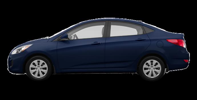 2016 Hyundai Accent Sedan GL | Photo 4 | Pacific Blue