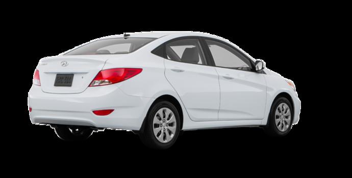 2016 Hyundai Accent Sedan GL | Photo 5 | Century White