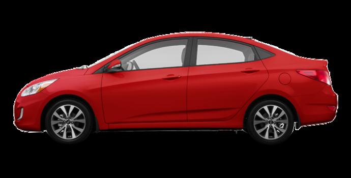 2016 Hyundai Accent Sedan GLS | Photo 4 | Boston Red
