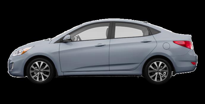 2016 Hyundai Accent Sedan GLS | Photo 4 | Ironman Silver