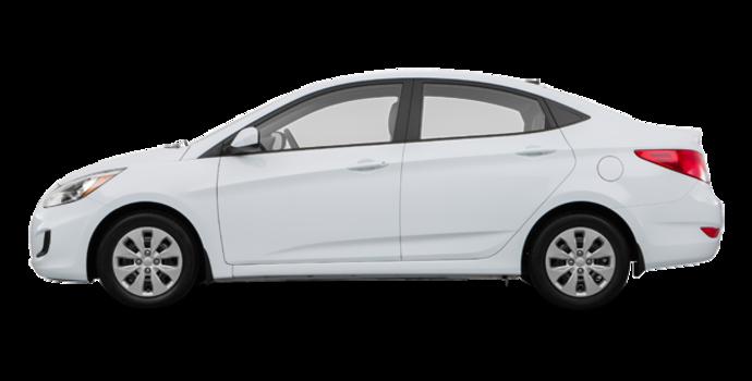 2016 Hyundai Accent Sedan LE | Photo 4 | Century White