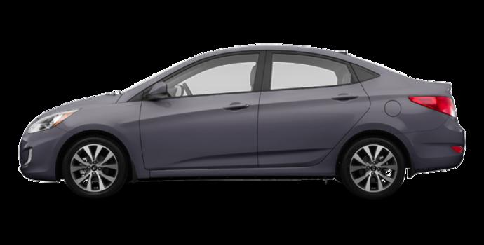 2016 Hyundai Accent Sedan SE | Photo 4 | Triathlon Grey