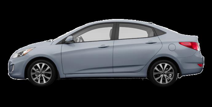 2016 Hyundai Accent Sedan SE | Photo 4 | Ironman Silver