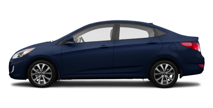 2016 Hyundai Accent Sedan SE | Photo 4 | Pacific Blue